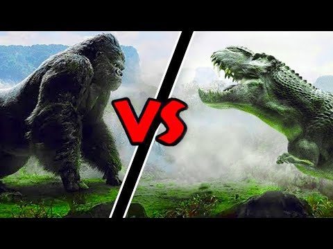 King Kong VS T-Rex – (Who Would Win?) from YouTube · Duration:  23 minutes 39 seconds