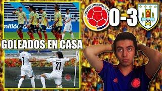 🔥HUMILLACIÓN EN CASA!!! | REACCIÓN ELIMINATORIAS COLOMBIA VS URUGUAY | FECHA 3 | 2020🔥