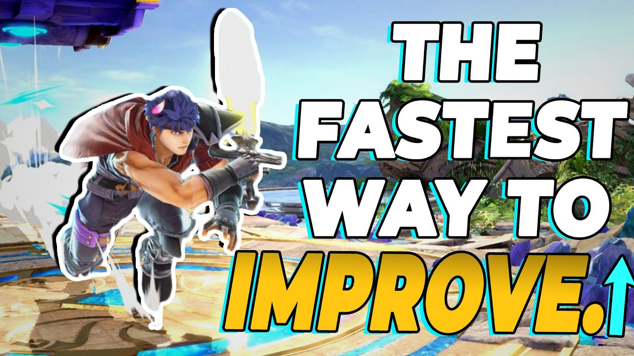 The Fastest Way to Improve at Smash.