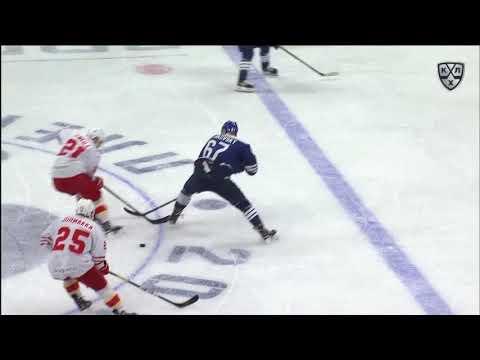 Лучшие голы первого раунда плей-офф КХЛ 2019