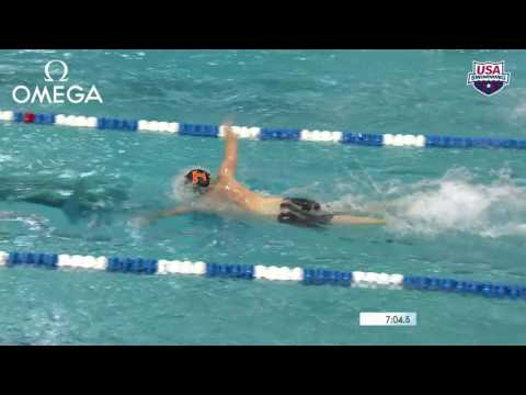 2016 AT&T Winter National Championships | Men's 1650y Free Final