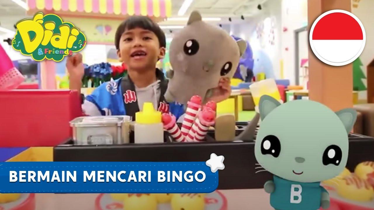 Bermain Mencari Bingo | Mana Bingo | Lagu Anak-Anak Indonesia | Didi & Friends Indonesia