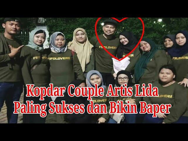 Kopdar Fikoh Fomal di Monas, Kopdar Couple Artis Lida Paling Sukses dan Bikin Baper