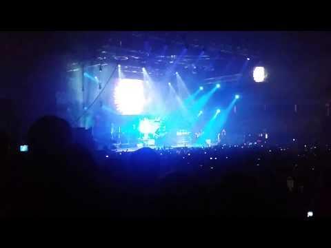 Dream Theater Intro + The Enemy Inside - Live Santiago de Chile 24/9/2014