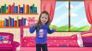 Super Hero Finger Family Nursery Rhymes