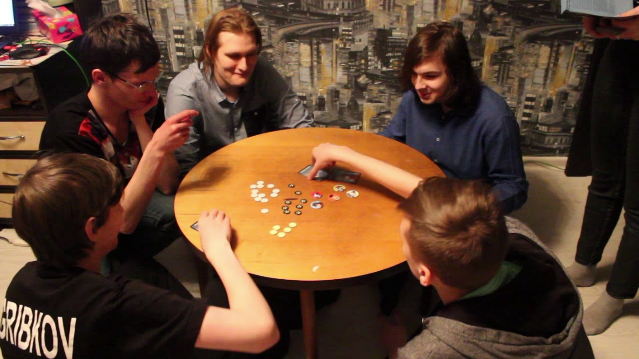 Как играть в cluedo - YouTube