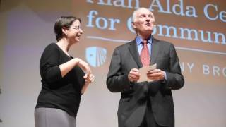 Alan Alda on communicating effectively for science