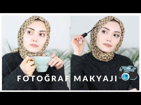 İnstagram-Fotoğraf Makyajım |KİRPİKLERİMİN BAŞINA GELENLER!