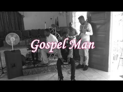 Hashez - Gospel Man [Music Video] HD