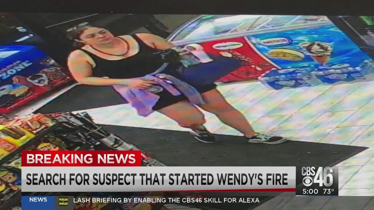 Reward for Wendy's arsonist reaches $20,000 as Second White female identified