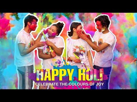 Holi Ho Holi   Nepali Funny Video   Samuha Kha