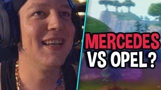 Mercedes oder Opel? 🤔 Oskar Song Reaction! 😂 | MontanaBlack Stream Highlights