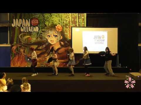 【Odottemita Spain】Ikki『Japan Weekend Madrid』
