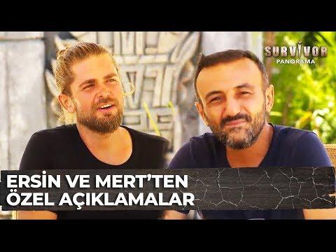 Ersin Ve Mert, Elendikten Sonra İlk Kez Açıkladı! | Survivor Panorama 86.Bölüm BAYRAM ÖZEL
