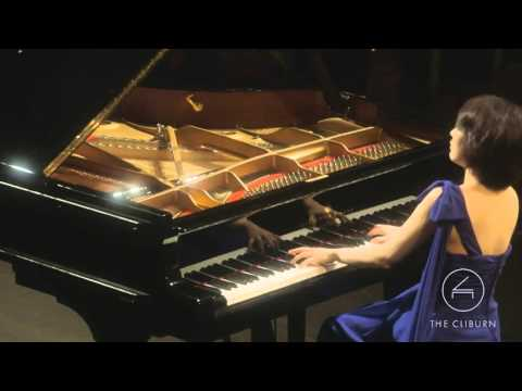Cliburn 2013 Claire Huangci Preliminary Recital II