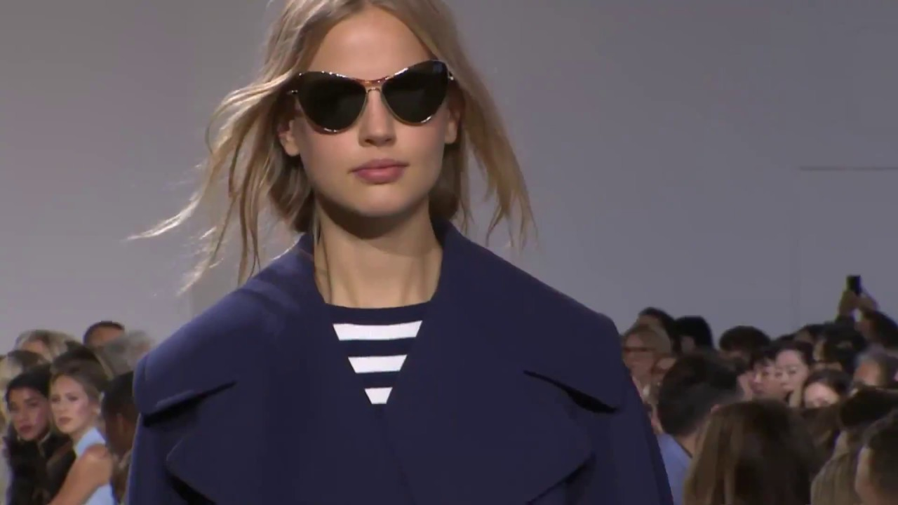 Michael kors spring summer 2015 full fashion show for Fashion runway shows videos