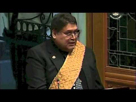 MaanulthTreatyNov2007Legislature