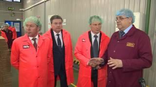 В.Кононов посетил Фрязинское предприятие «Исток»