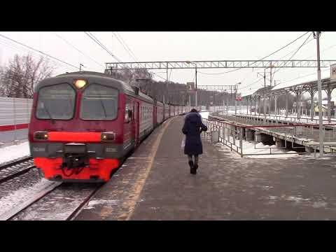 ЭД4М-0335, платформа Никольское