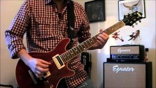 The Smashing Pumpkins - Hummer Guitar Cover