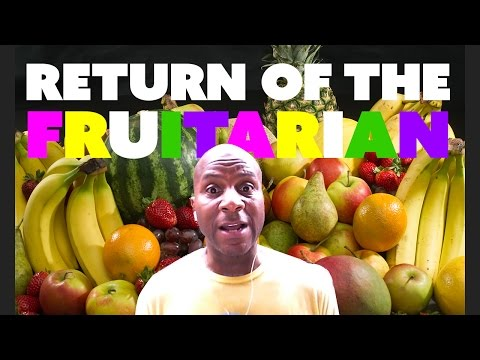 60 Days Raw - Day 6 - The Return of the Fruitarian