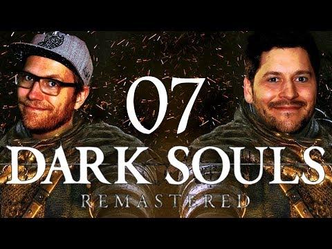 Dark Souls: Remastered mit Simon & Nils #07 | Knallhart Durchgenommen