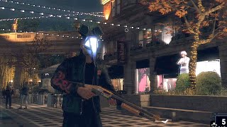 Watch Dogs Legion - Aiden Pearce Secret Easter Egg - Original Defalt Mask Location
