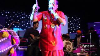 Jazzy B Performing Live alongside The