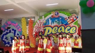 Sushi diễn múa tại trường Á Châu - 20200109