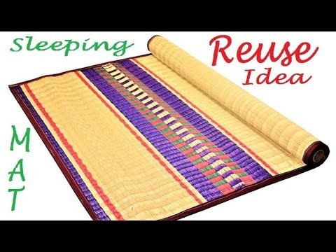 Best Reuse Idea Of Waste Sleeping Mat | Art and Craft | Best Out Of Waste