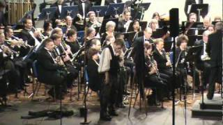 AHAB! Part 3 of 3: Austin Symphonic Band with Bruce Bray as Ahab