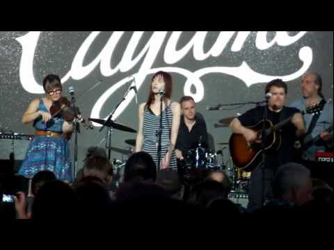 Watkins Family Hour with Fiona Apple on Cayamo 2013 music cruise