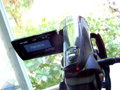 Full Review JVC GZ HM40 Camcorder, Shows how to work its features