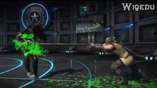 Vídeo Mortal Kombat X