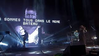 Massive Attack - Unfinished Sympathy (Concert Live) @ Nuits de Fourvière - Lyon, France - 02.07.2018