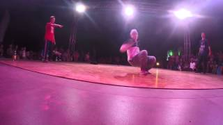 Extreme Crimea - P. Rock/T-Master vs. JT/Racoon 1/4 finals