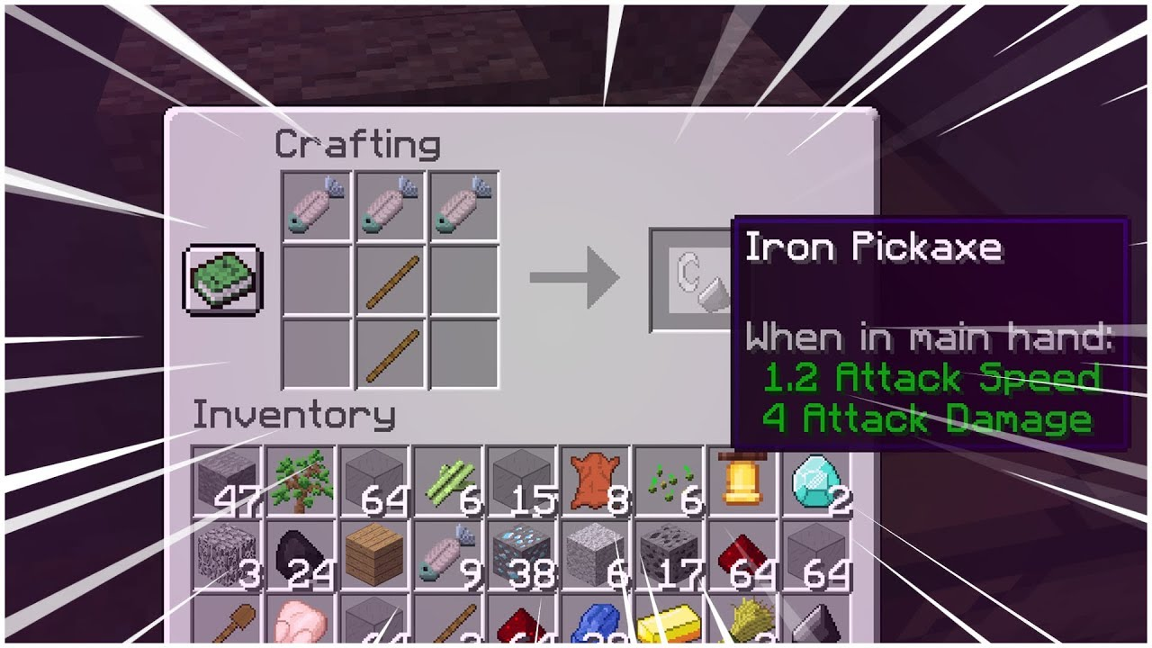 Minecraft S Most Confusing Resource Pack Youtube