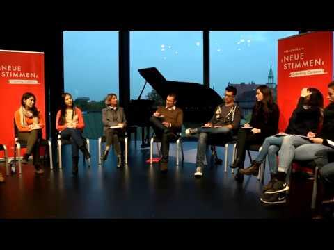 NEUE STIMMEN 2016 - Open Master Class with Boris Orlob