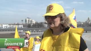 Пикет в поддержку Олега Шеина прошел в Екатеринбурге(, 2012-04-18T11:39:32.000Z)