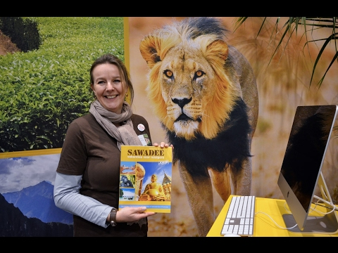 BRUSSELS EXPO 2017 VAKANTIESALON - HOLIDAY FAIR / Daniel Mostrey