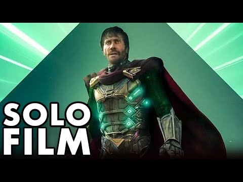 MYSTERIO SOLO FILM! SINISTER SIX SET UP!