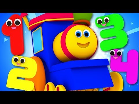Popular Nursery Rhymes - Bob The Train s  Kids Cartoon for Toddlers