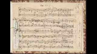 Robert Schumann: Piano Sonata No. 3 in F minor, 'Concert sans orchestre', Op. 14. Uriel Tsachor.