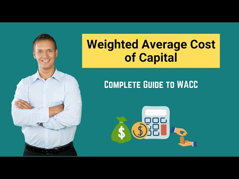 Weighted Average Cost Of Capital WACC | Formula | Example And Calculation