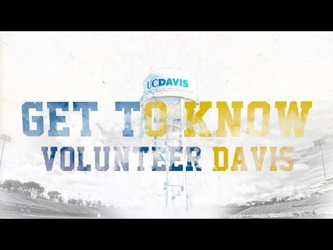 Aggie Rundown: Volunteer Davis