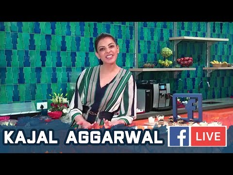 Kajal Aggarwal Interview ( FB LIVE ) | MLA Movie Interview |