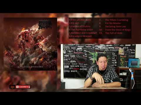Morbid Angel - Kingdoms Disdained / Metal Release