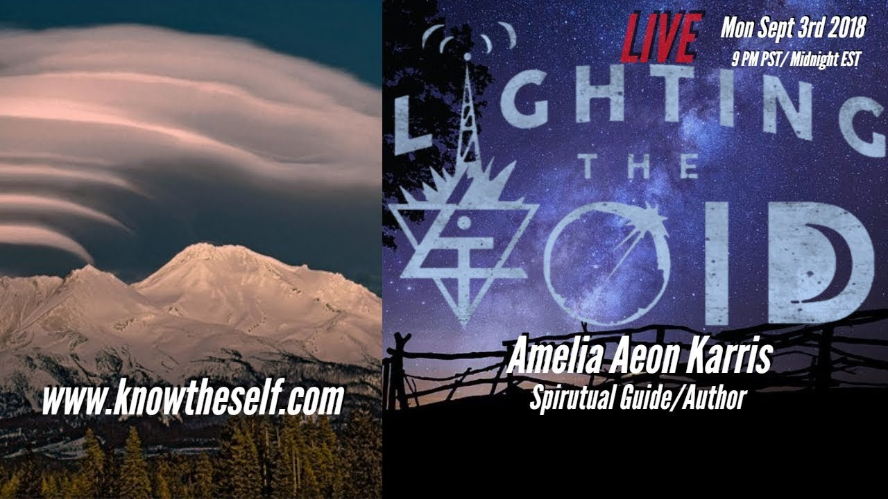 Mount Shasta Experiences With Amelia Aeon Karris/ Ryan Gable On The 3rd Hour