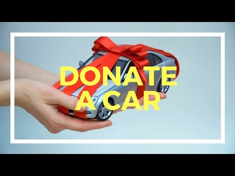 Car Donation - Donate a Car to Charity Canada