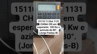 15110 CRI em esperanto